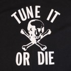 SKULL T , TUNE IT OR DIE , Size L